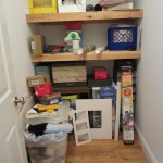 Storage Closet - Before