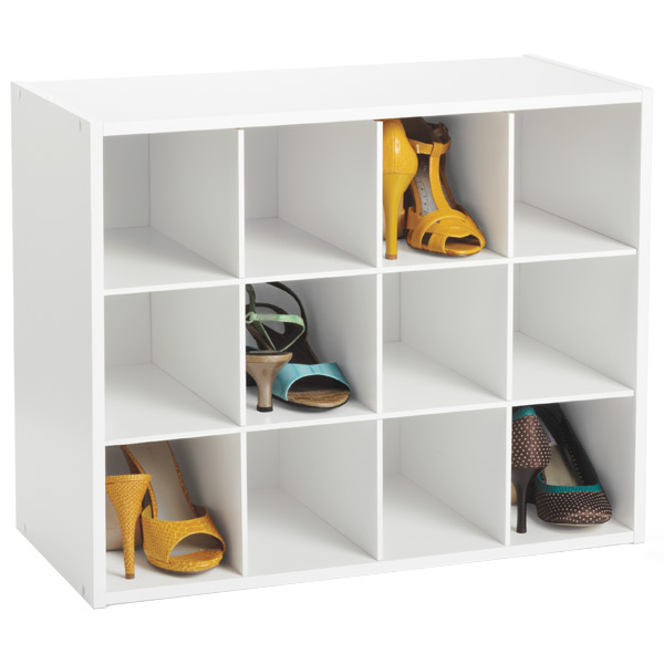 How To Put Your Heels In The Shoe Organizer
