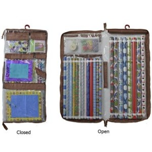 WrapIt Deluxe Gift Organizer