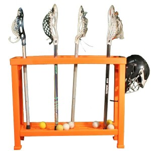 Storing sports gear