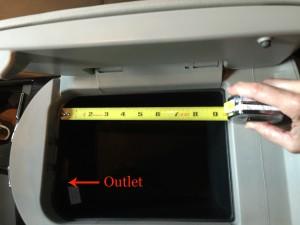 Diy car organizer the seana method measure your console solutioingenieria Choice Image