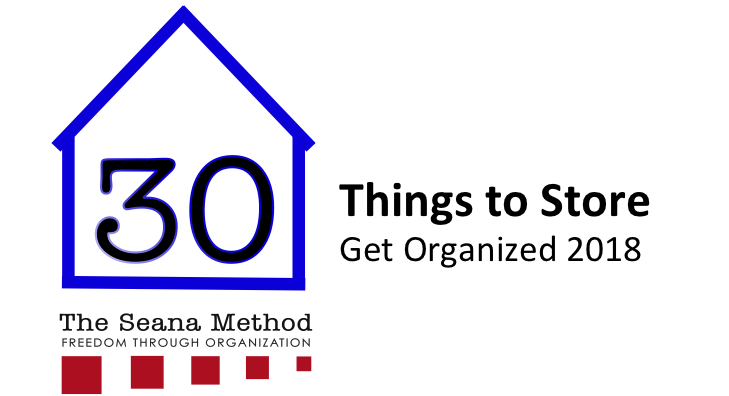 30 Things to store